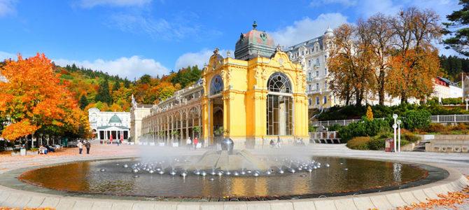BOEMIA – Marianske Lazne – Karlovy Vary – Pilzen – Praga