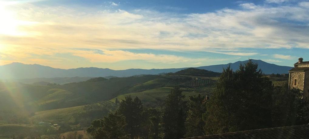TOSCANA – Montepulciano – Siena – La Valle d'Orcia – La Valle del Chianti – San Gimignano