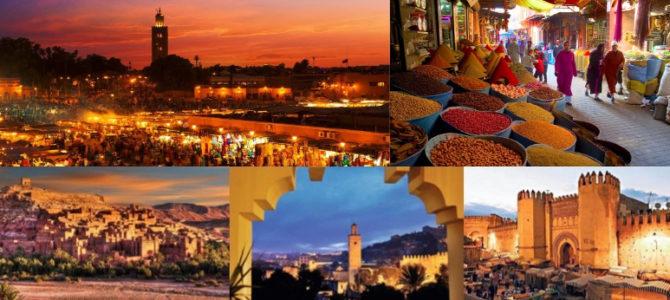 MAROCCO – Tour delle Città Imperiali