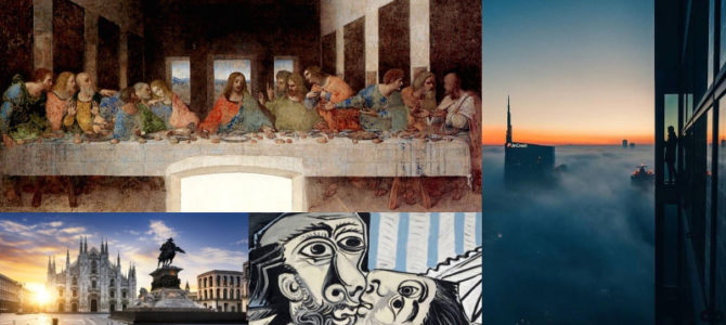 "MILANO:  ""Picasso Metamorfosi"" – Cenacolo"