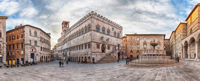 UMBRIA D'ESTATE – Perugia, Santa Maria degli Angeli, Assisi, Spoleto, Gubbio