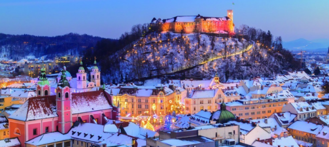Mercatini di Natale della  SLOVENIA